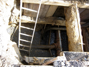 sewer connections