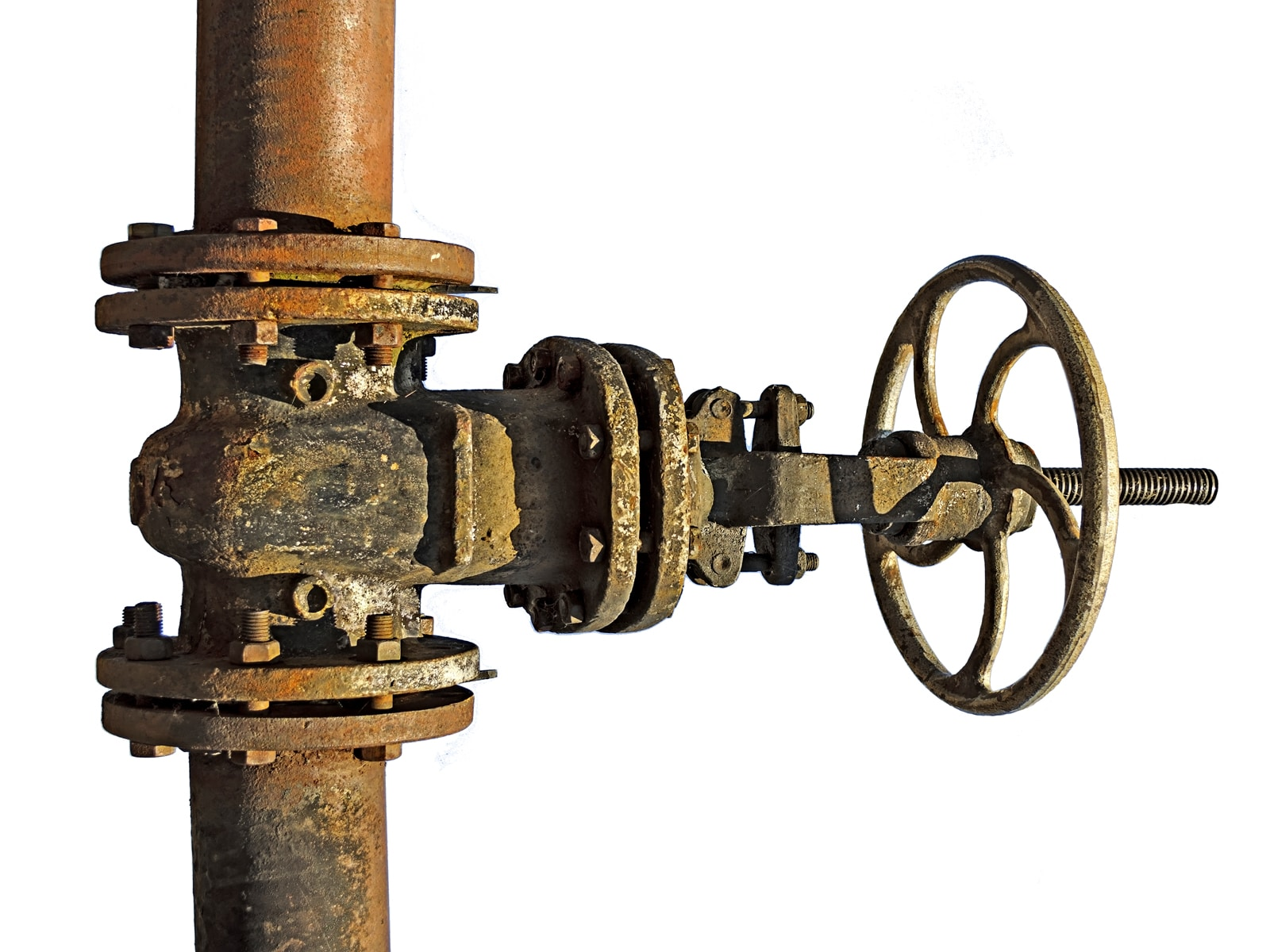types of water valves