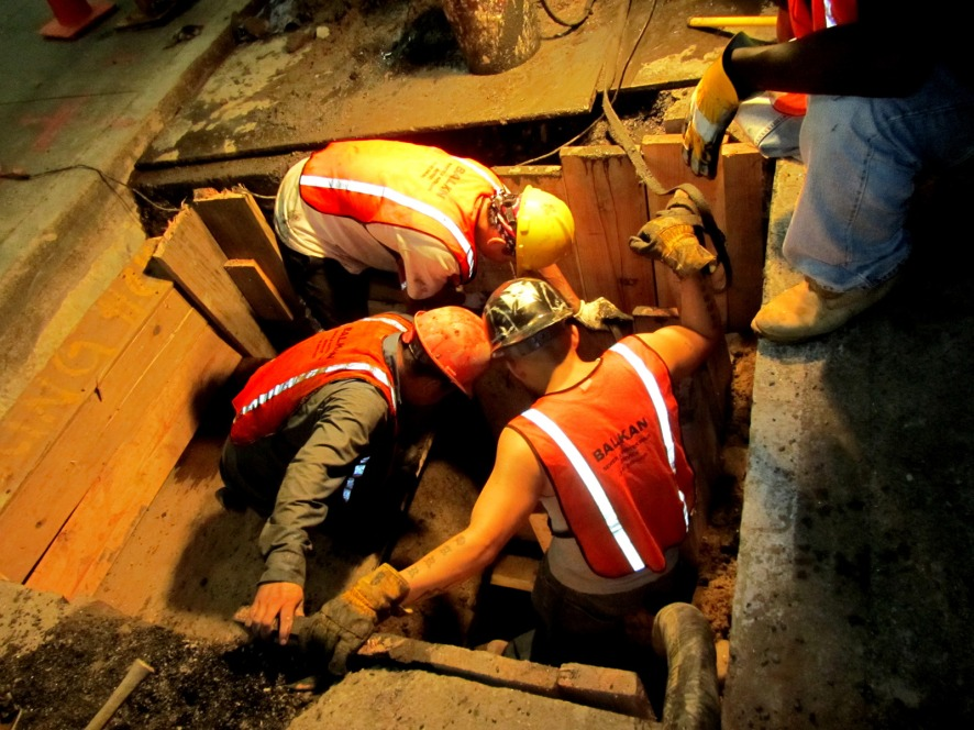 sewer contractor