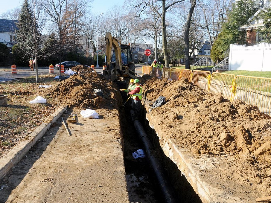 Queens Water Main System Gets $20 Million Dollar Upgrade