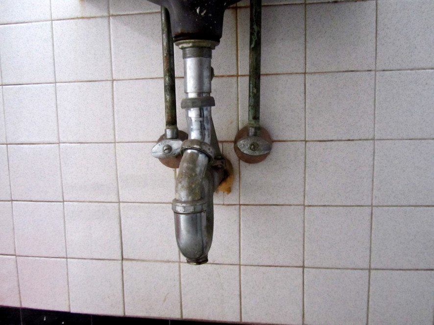 water valve replacement