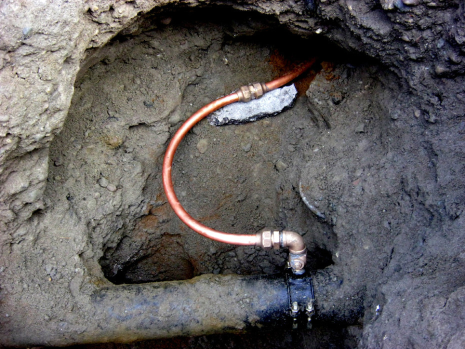 Water Main Replacement And The Importance Of A Tap Swing