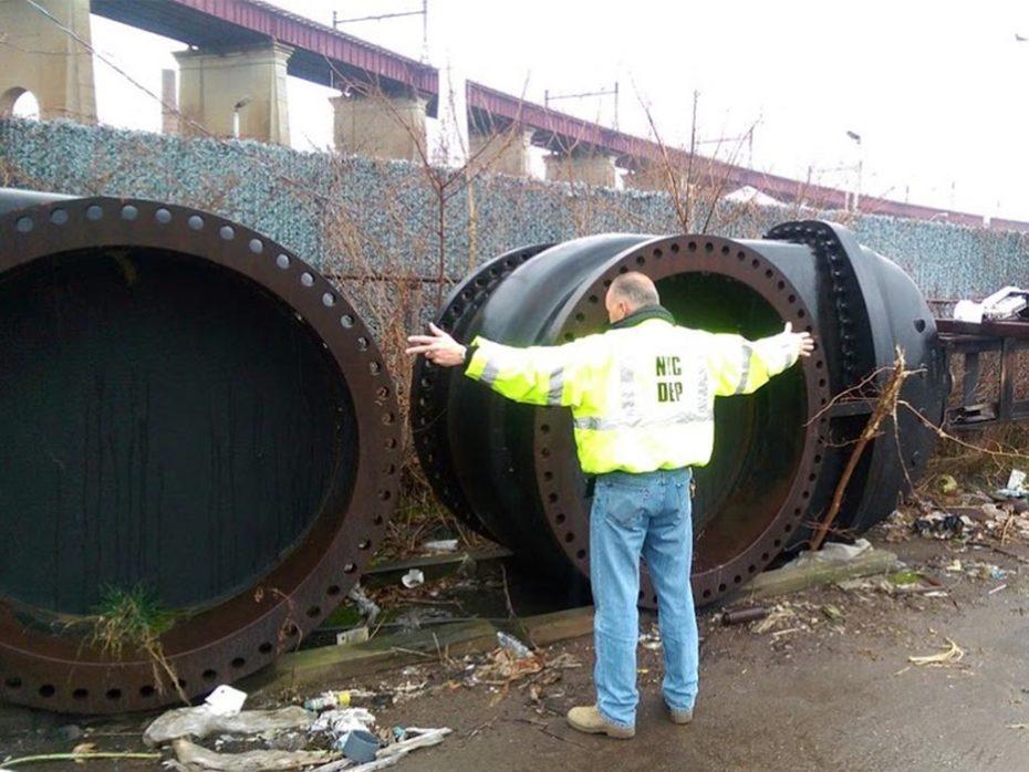Sewer Backflow Preventer