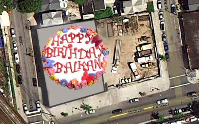Balkan Sewer And Water Main Service Celebrates It's 60th Birthday In NYC