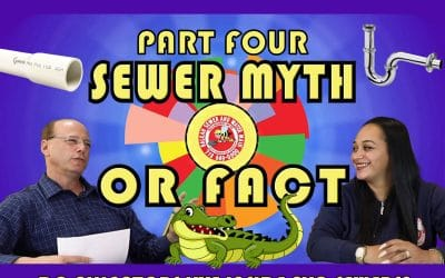 Will Boiling Water Damage Pipes? Sewer Myth or Fact Video Part 4