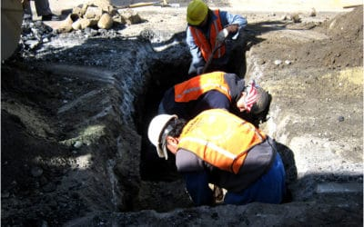 Water Main And Sewer Line Replacement Cost Factors in New York City