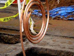 queens water line replacement