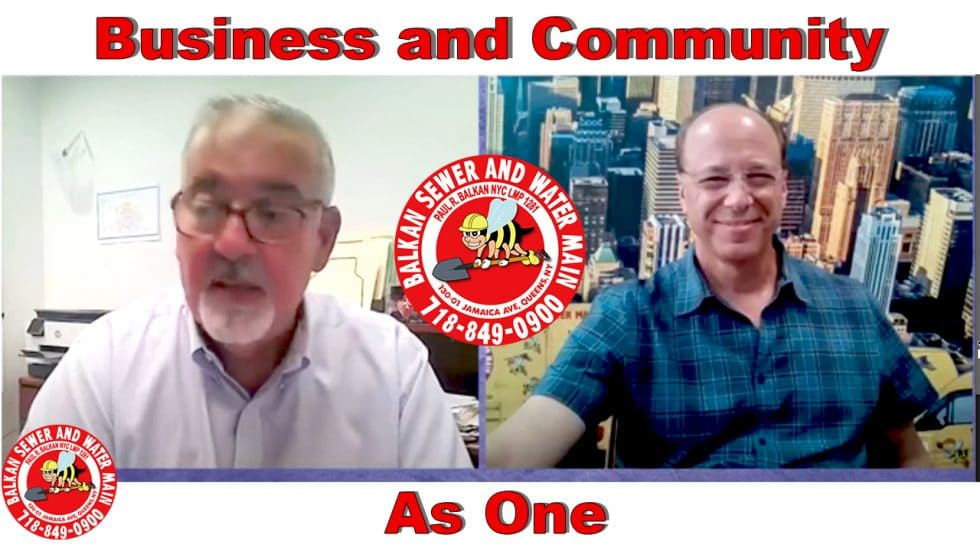 business and community