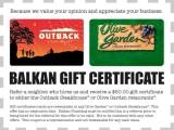 balkan plumbing gift certificates