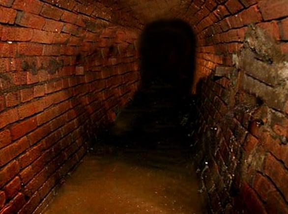 brick sewer