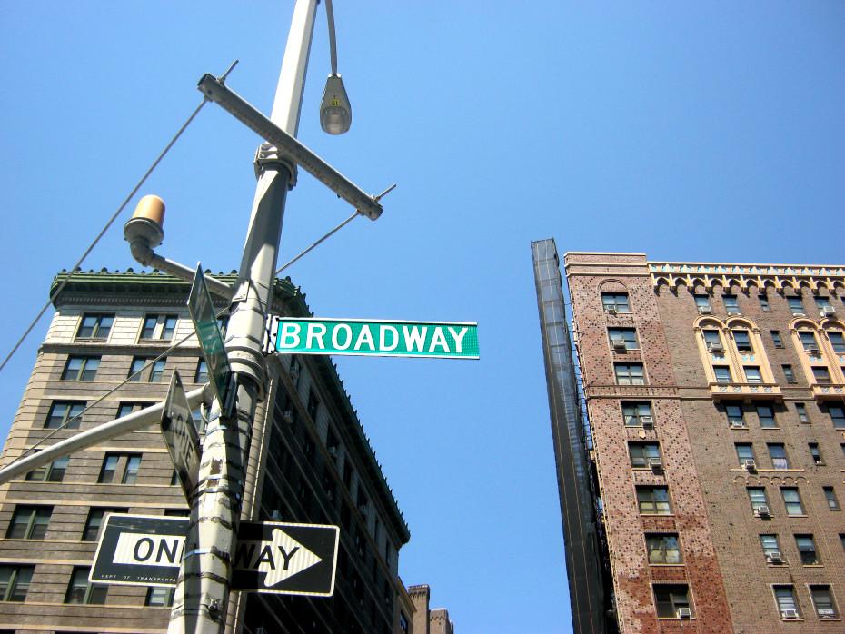 Broadway Manhattan