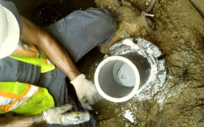 Proper Water Main Plug Installation When A Lead Joint Exists On Your Fire Service Line