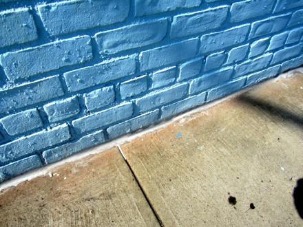 sidewalk caulking