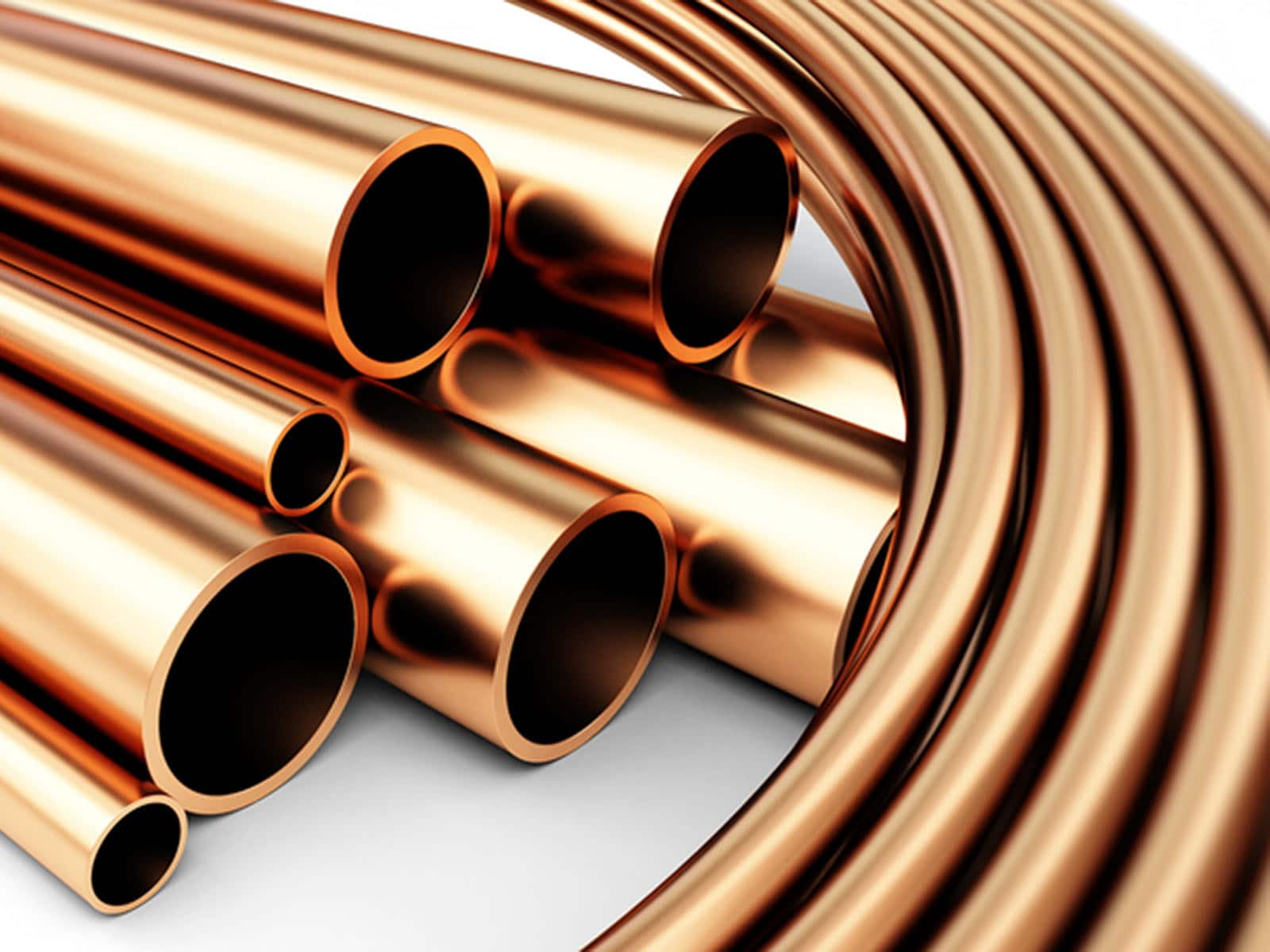 Copper Pipe Water Mains Last