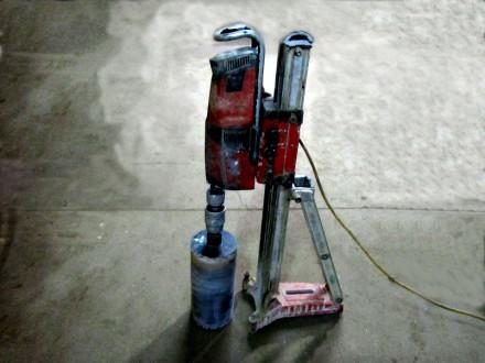 Electric core drill