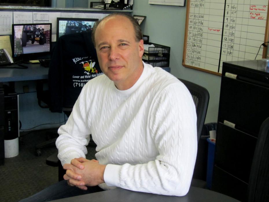 David Balkan, CEO