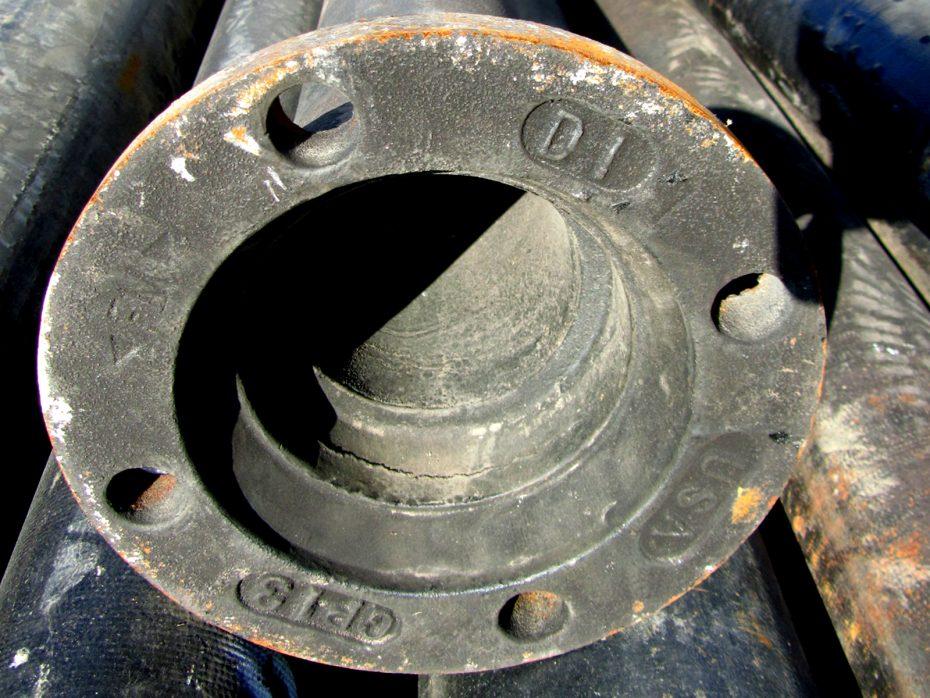 underground pipe repair material