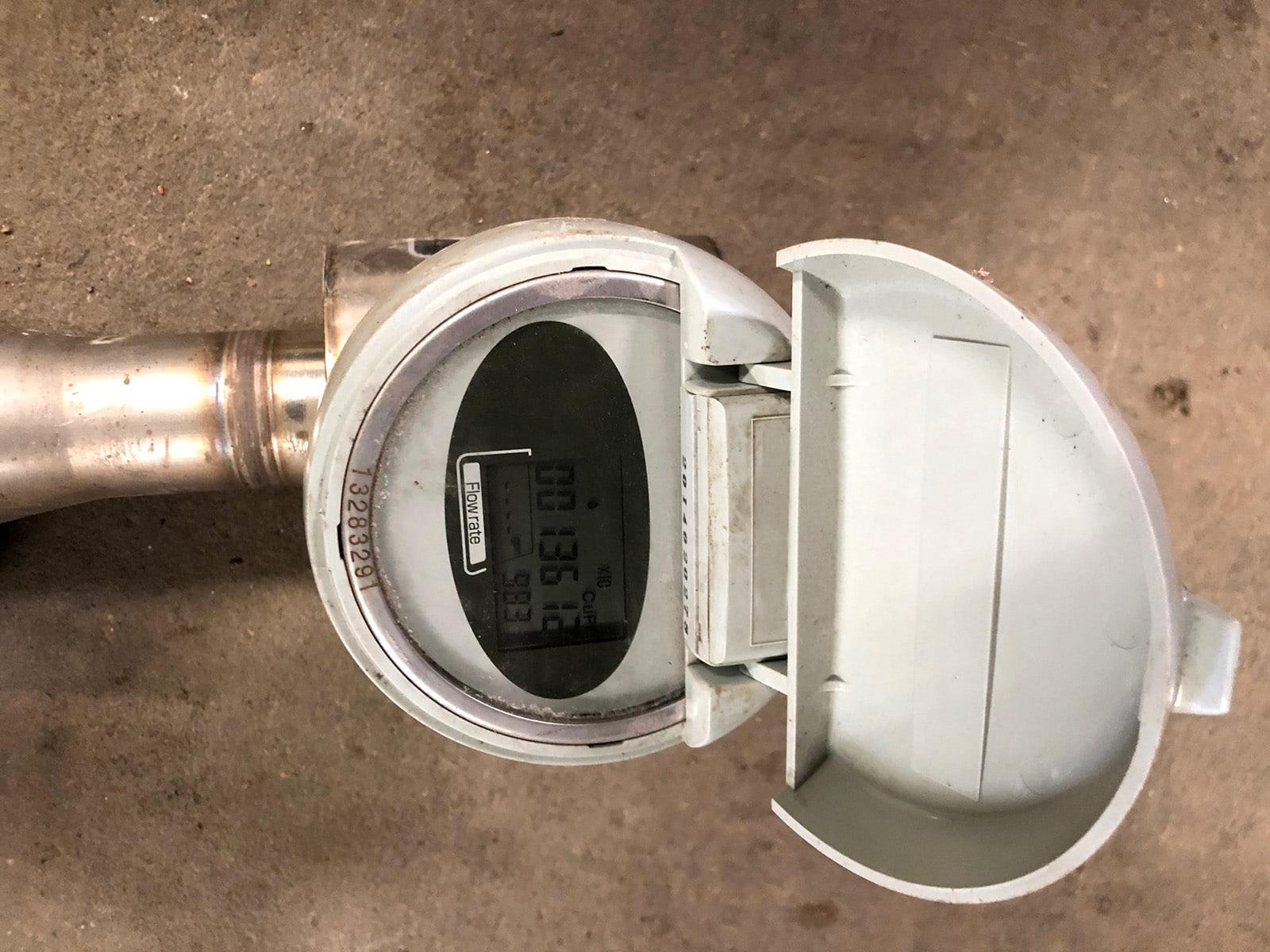 modern water meters