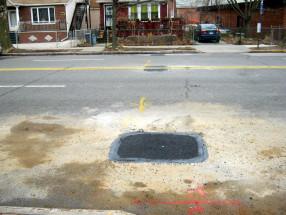 roadway repair