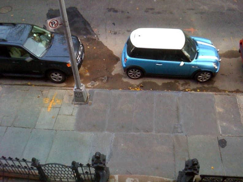 brooklyn sidewalk