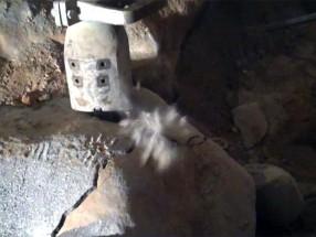 Hydraulic Rock Splitting