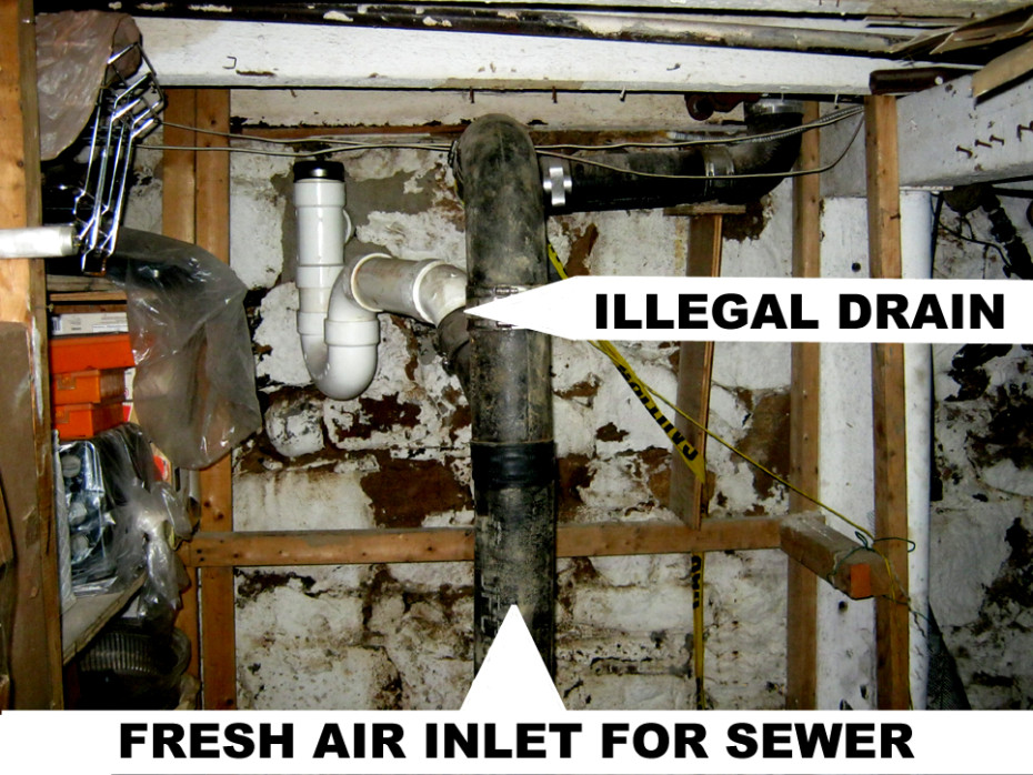 home sewer lines