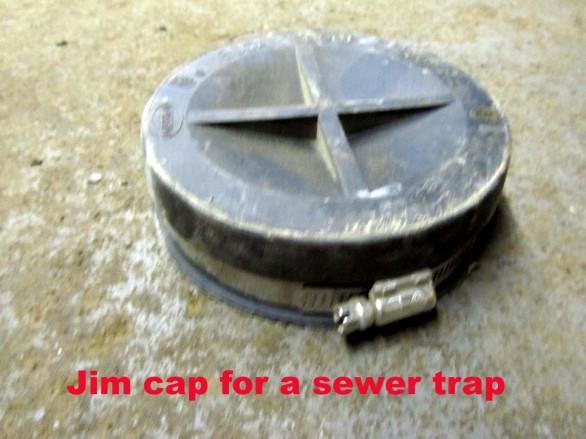 trap cover