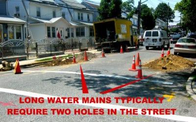 Balkan Responds To Queens Village Water Main Line Emergency