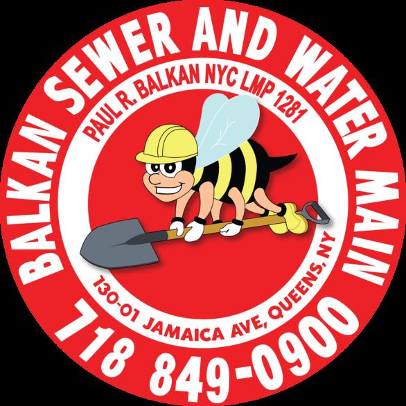 NYC plumber's logo