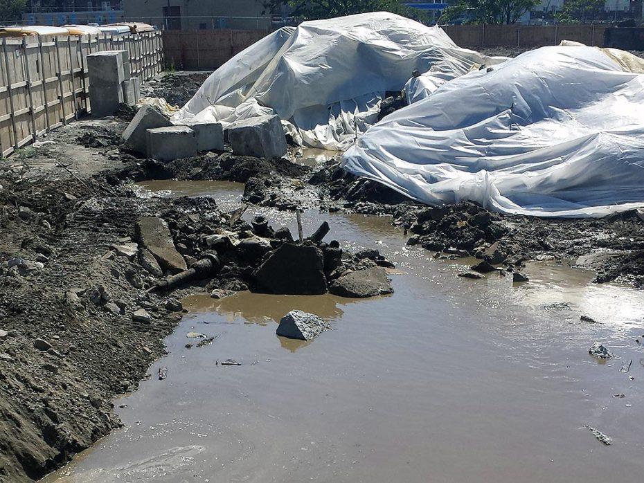 NYC Water Main Breaks