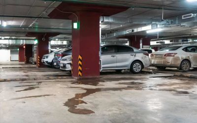 A Flooded Garage or Ponding Condition Can Ruin Your Parking Experience: Learn The Main Causes