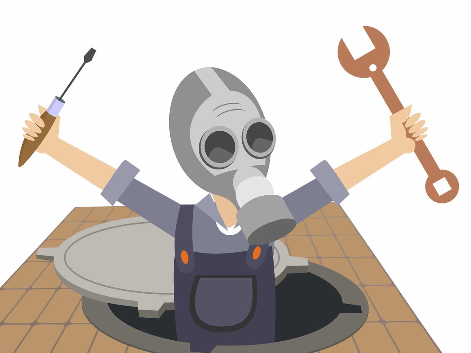 Sewer Gas Smell Expert