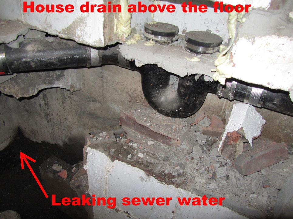 A Sewer Leak Test Can Avoid Unnecessary Plumbing Repairs