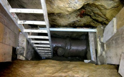 Bronx Home Sewer Lines Installed Through Solid Rock
