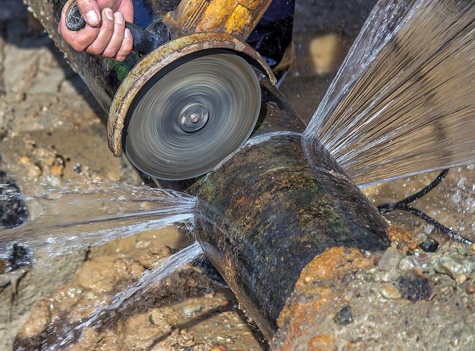 Main Water Line Repairs