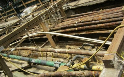 Experienced Sewer Contractors Avoid Damage To Utility Lines