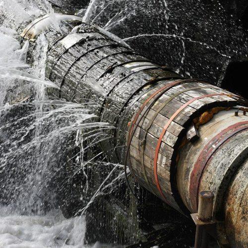 Water Main Leak Consumer Guide