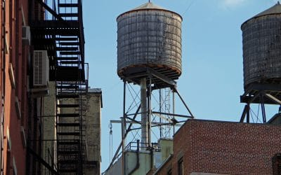 The Use Of Roof Top Water Tanks in New York City