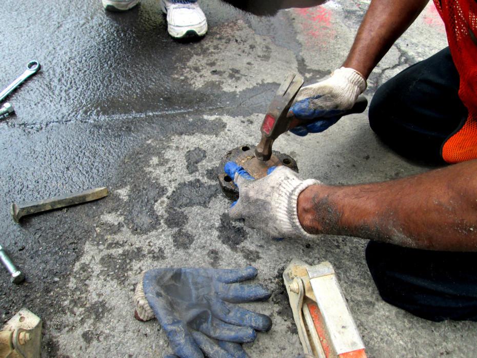 repair water valve