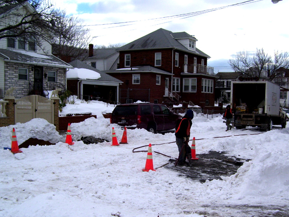 Queens water main